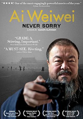 AI WEIWEI:NEVER SORRY BY WEIWEI,AI (DVD)